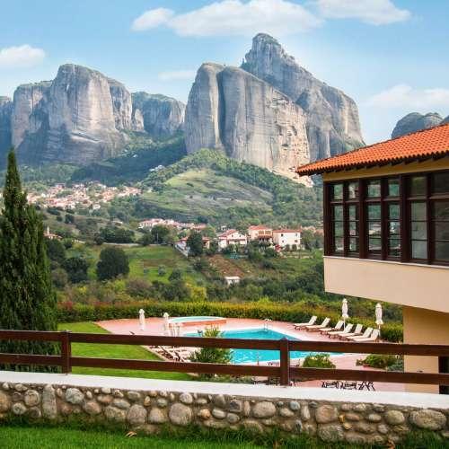 Ξενοδοχειακή μονάδα Meteora Hotel
