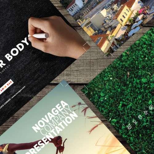 Novagea εταιρική παρουσίαση franchising