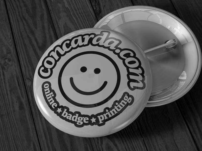 concarda.com the online badge button eshop