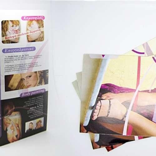 Makeupbytania flyer