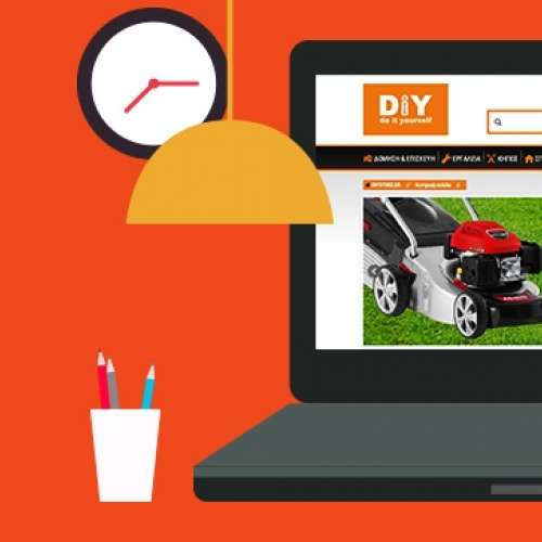 Diystore E-shop