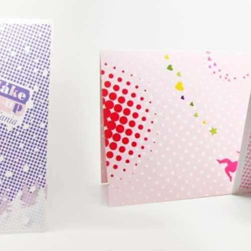 Make up cards