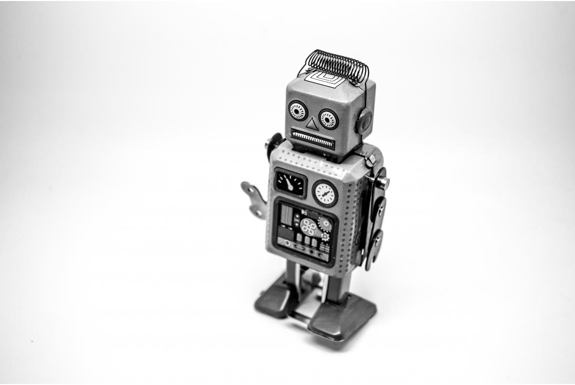 Robot BW