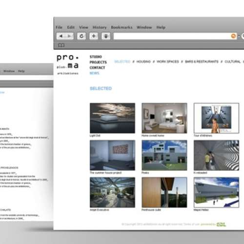 pro.plus.ma arkitektones
