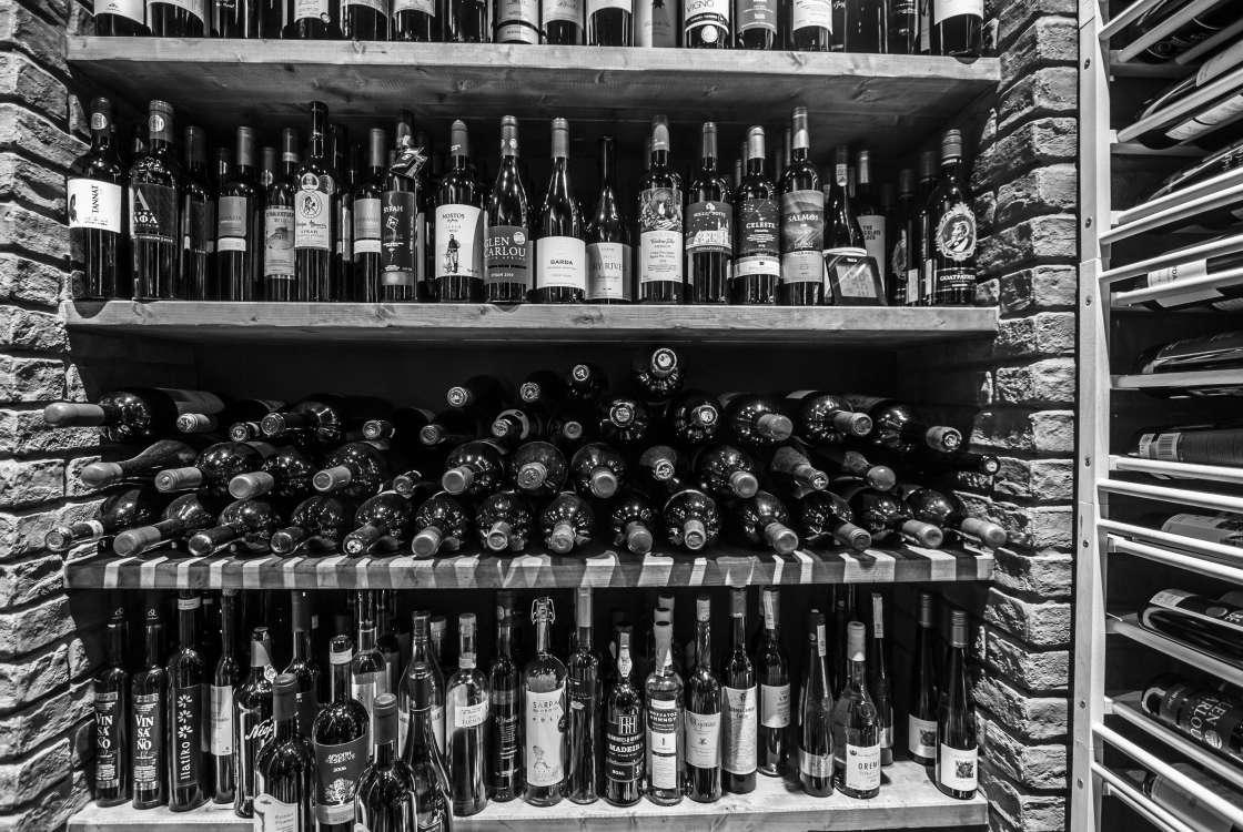 Cellar wine bar