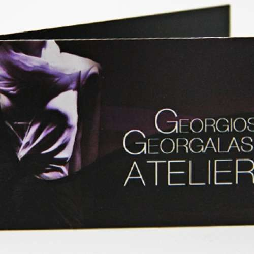 atelier business cards