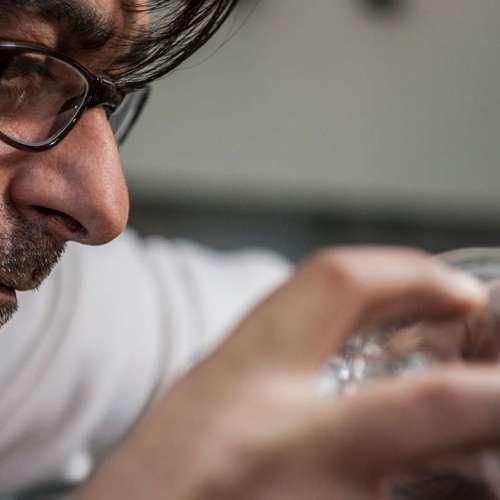 Scalieri Creazioni Diamond cut crystals